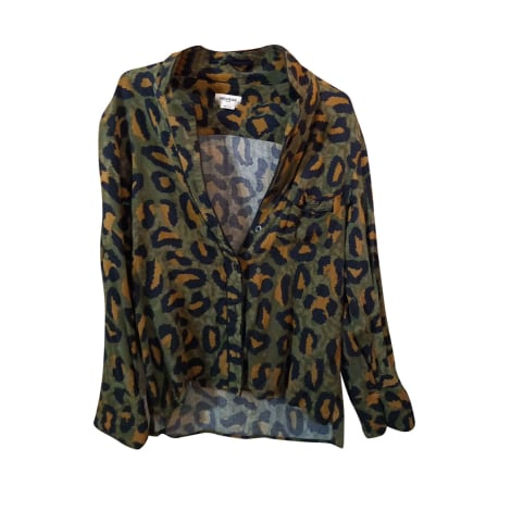 Chemise ZADIG & VOLTAIRE camouflage