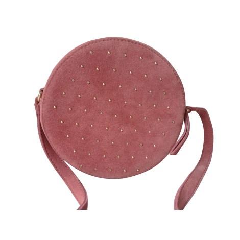 Lederhandtasche PETITE MENDIGOTE Pink,  altrosa