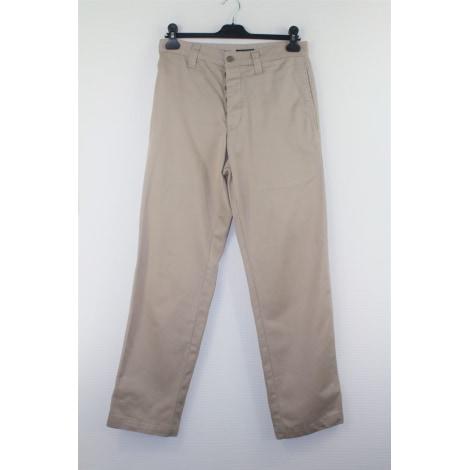 Pantalon droit DOCKERS Beige, camel