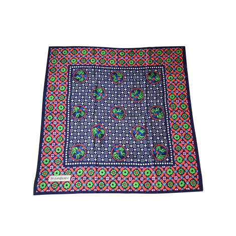 Foulard YVES SAINT LAURENT Multicouleur