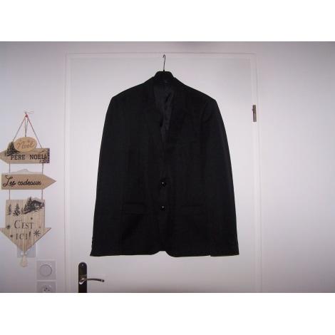 Veste de costume KIABI Noir