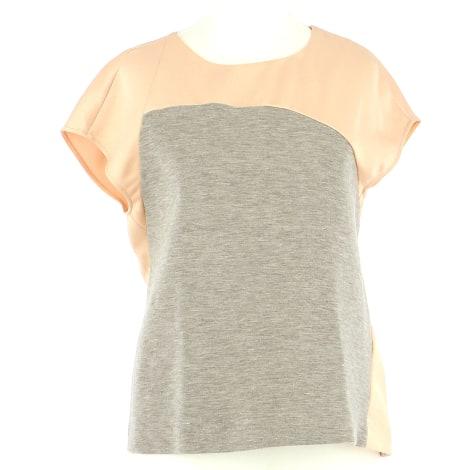 Top, tee-shirt TARA JARMON Rose, fuschia, vieux rose