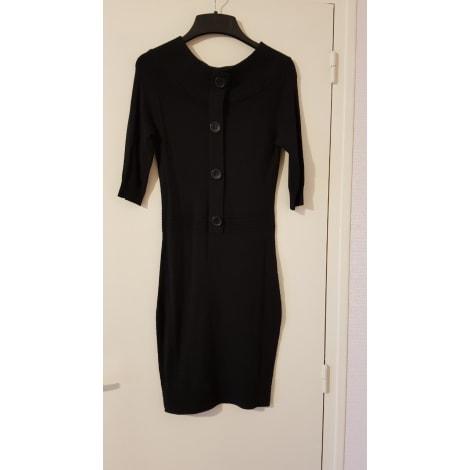 Robe pull MORGAN Noir