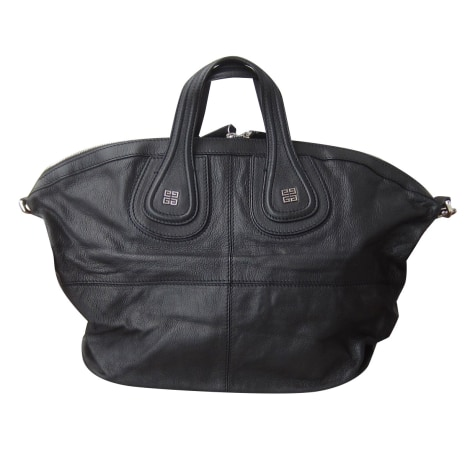 Sac XL en cuir GIVENCHY Nightingale Noir