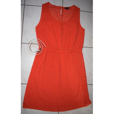 Robe courte BEST MOUNTAIN Orange