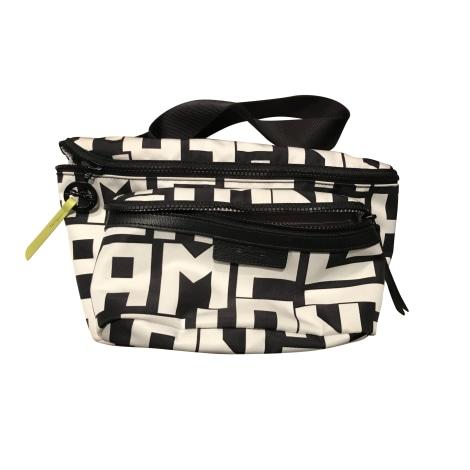 Schulter-Handtasche LONGCHAMP Weiß, elfenbeinfarben