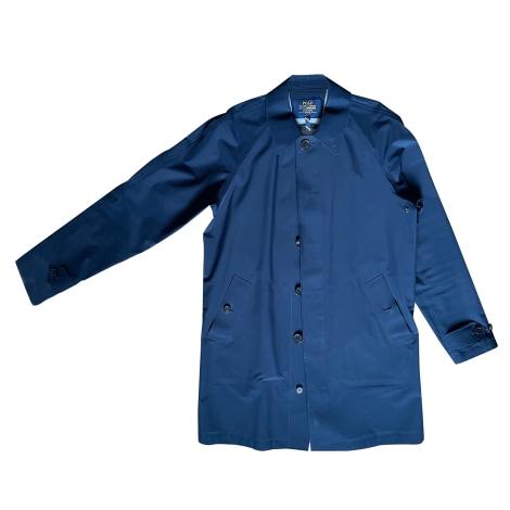 Coupe-vent RALPH LAUREN Bleu, bleu marine, bleu turquoise