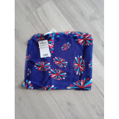 Foulard DESIGUAL Bleu, bleu marine, bleu turquoise