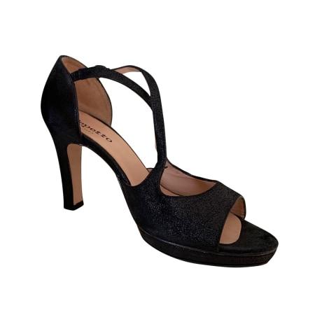 Sandales à talons REPETTO Noir