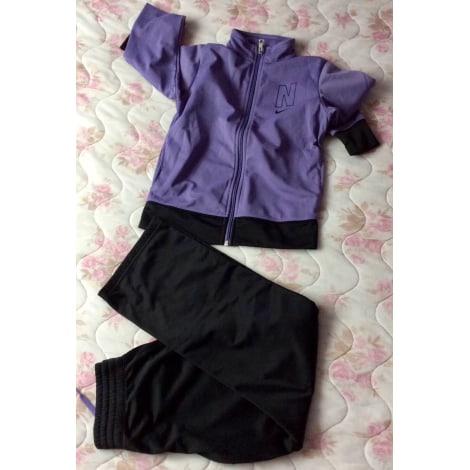 Ensemble & Combinaison pantalon NIKE Violet, mauve, lavande