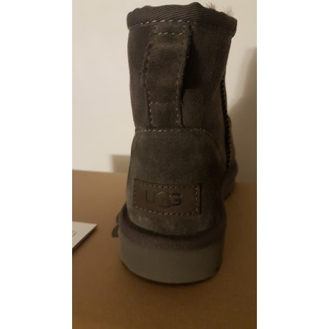 Chaussons & pantoufles UGG Gris, anthracite