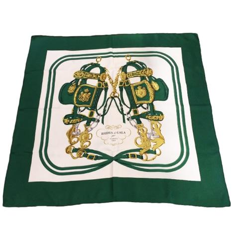 Foulard HERMÈS Carré Vert