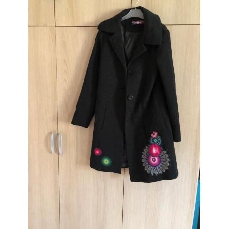 Manteau DESIGUAL Noir