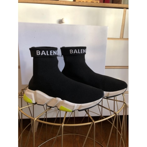 Baskets BALENCIAGA Speed Trainer Noir