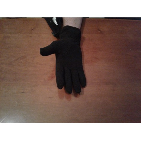 Handschuhe QUECHUA Schwarz
