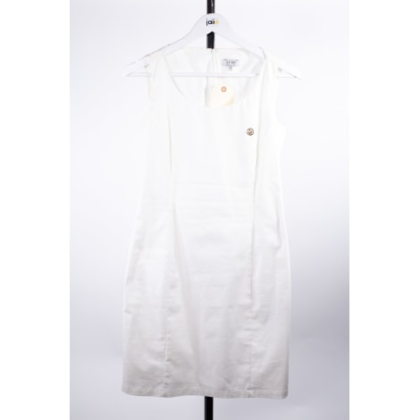 Robe mi-longue ARMANI Blanc, blanc cassé, écru