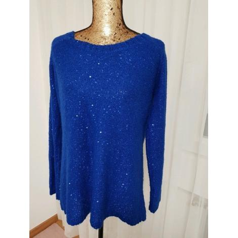 Pull ZAPA Bleu, bleu marine, bleu turquoise