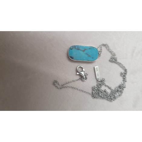 Sautoir AGATHA Gris, anthracite