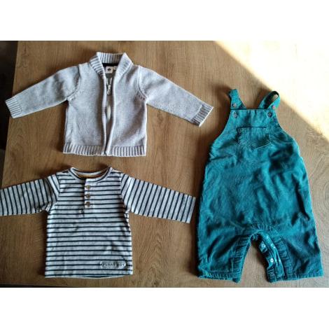 Ensemble & Combinaison pantalon BOUT'CHOU Vert