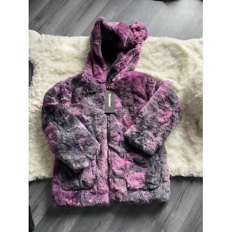 Manteau 3 POMMES Violet, mauve, lavande