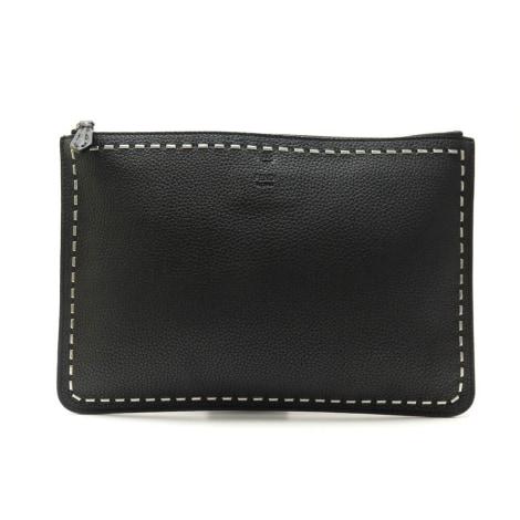 Lederhandtasche FENDI Noir