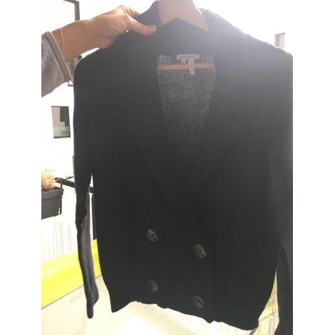 Gilet, cardigan ALAIN MANOUKIAN Noir