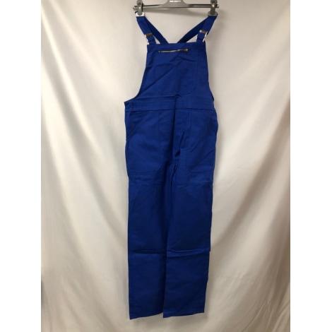 Latzhose RENFORT PLUS Blau, marineblau, türkisblau