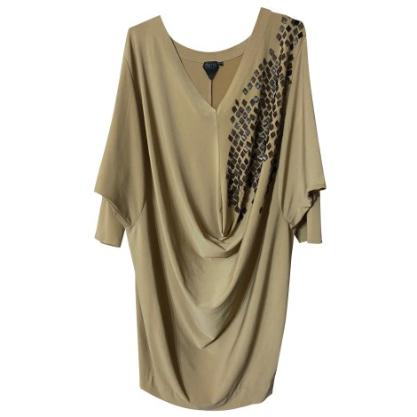 Robe tunique FAITH CONNEXION Beige, camel