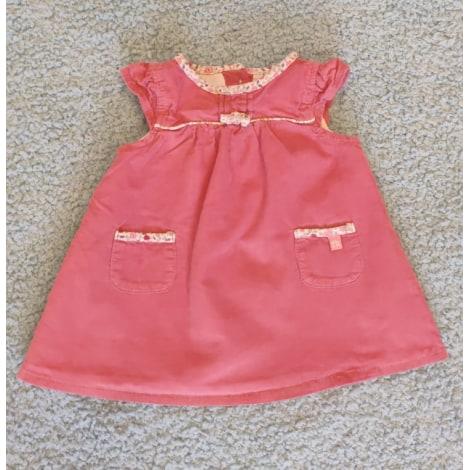 Dress CADET ROUSSELLE Pink, fuchsia, light pink