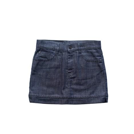 Jupe en jean COMPTOIR DES COTONNIERS Bleu, bleu marine, bleu turquoise