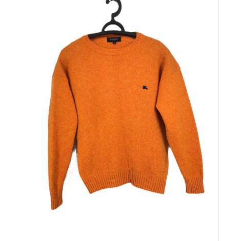 Pull BURBERRY Orange