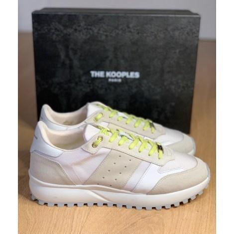 Sneakers THE KOOPLES Weiß, elfenbeinfarben