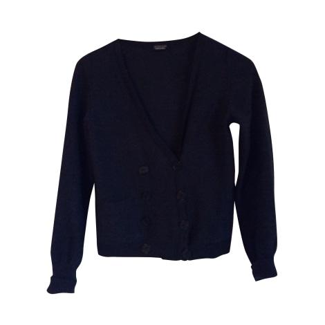 Gilet, cardigan SONIA RYKIEL Bleu, bleu marine, bleu turquoise