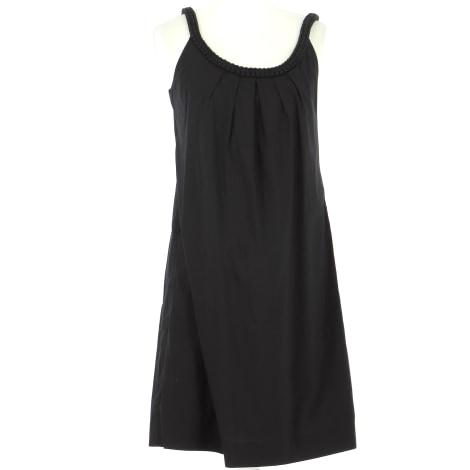 Robe mi-longue 1.2.3 Noir