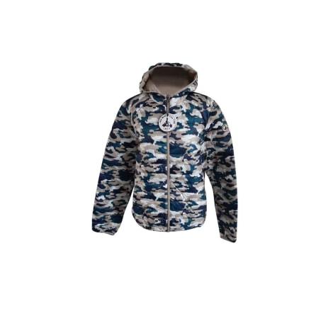 Doudoune JOTT army bleu