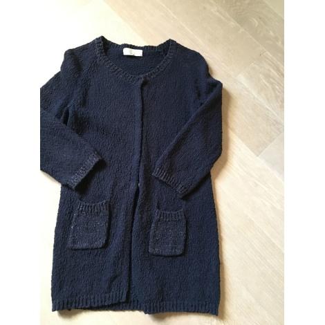 Gilet, cardigan MARIE SIXTINE Bleu, bleu marine, bleu turquoise