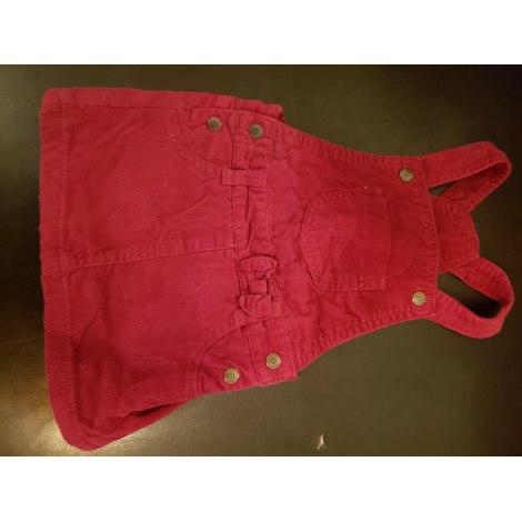 Robe ORCHESTRA Rouge, bordeaux