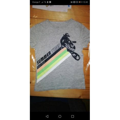 T-shirt GÉMO Gray, charcoal