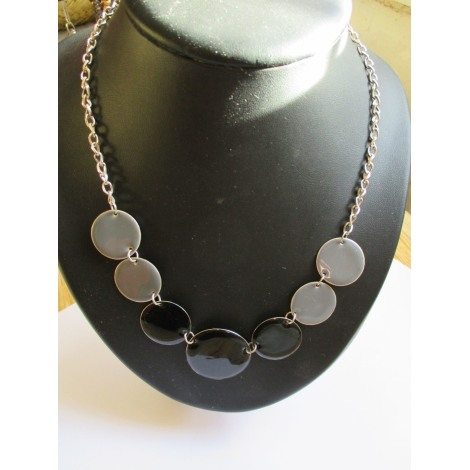 Collier MOA Gris, anthracite