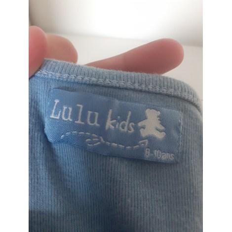 Top, Tee-shirt LULU CASTAGNETTE Bleu, bleu marine, bleu turquoise