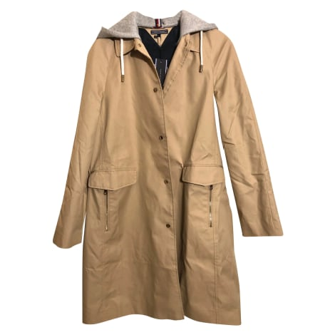 Imperméable, trench TOMMY HILFIGER Beige, camel