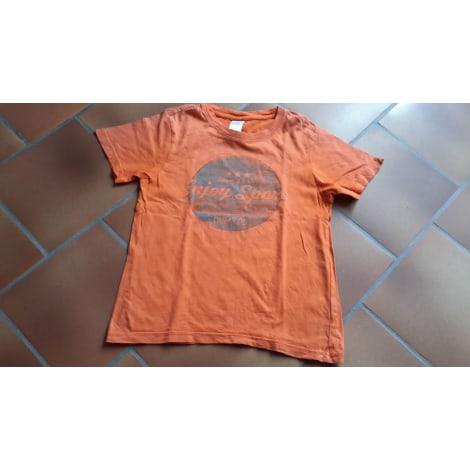 Tee-shirt DÉCATHLON Orange