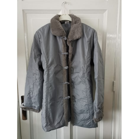 Imperméable, trench ANNE DE LANCAY Gris, anthracite