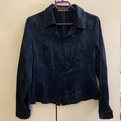 Tailleur jupe HELENA SOREL Bleu, bleu marine, bleu turquoise