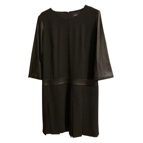 Robe mi-longue THE KOOPLES Noir