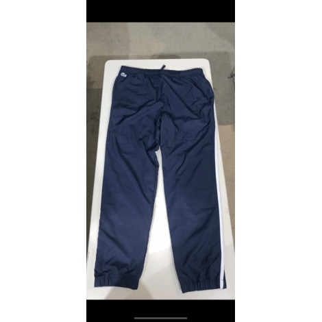 Pantalon de survêtement LACOSTE Bleu, bleu marine, bleu turquoise