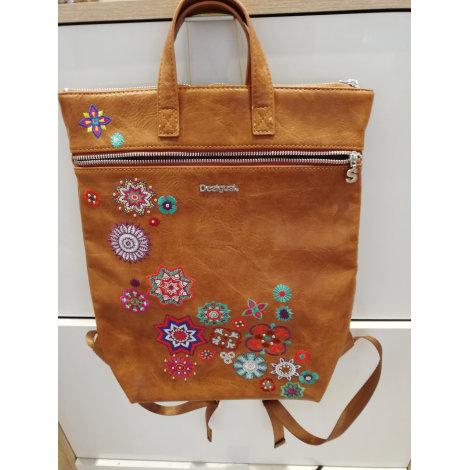 Backpack DESIGUAL Brown