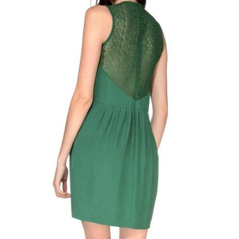 Robe mi-longue SESSUN Vert