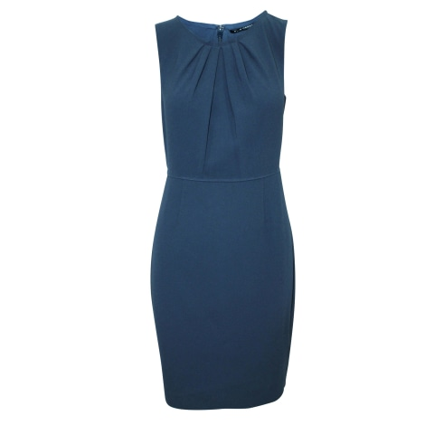 Robe courte ELIE TAHARI Bleu, bleu marine, bleu turquoise