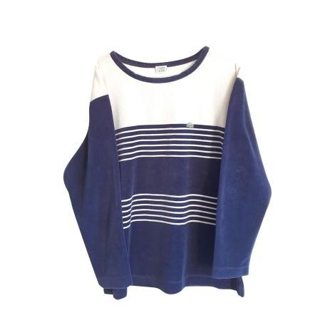 Sweat LACOSTE Bleu, bleu marine, bleu turquoise